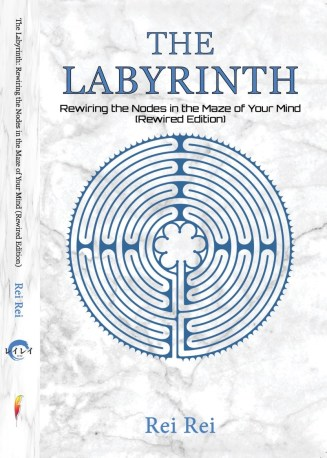 Amazon Best Selling Book, The Labyrinth: Rewired Edition by Rei Rei, Astrologer & Author.