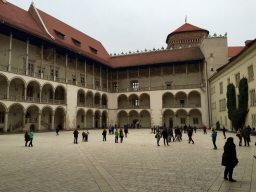 Wawel-Schloss