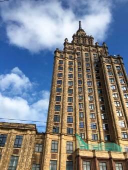 Reisetipps Riga: Moskauer Vorstadt - Akademijas Laukums