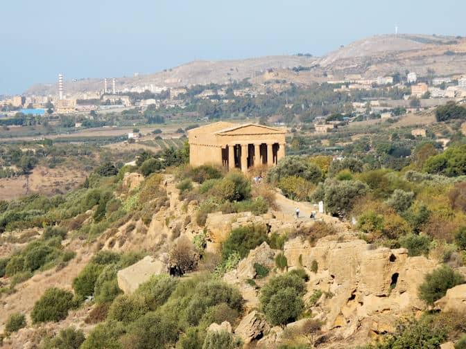 Agrigento Valle dei Templi – Vallei van de Tempels