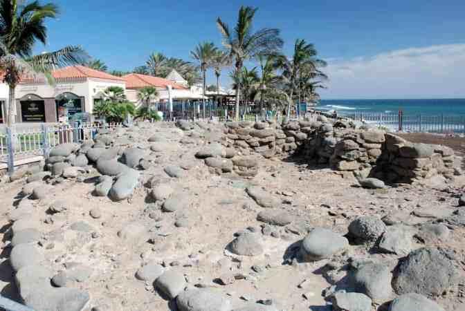 Punta Mujeres, Meloneras zeeboulevard, Gran Canaria