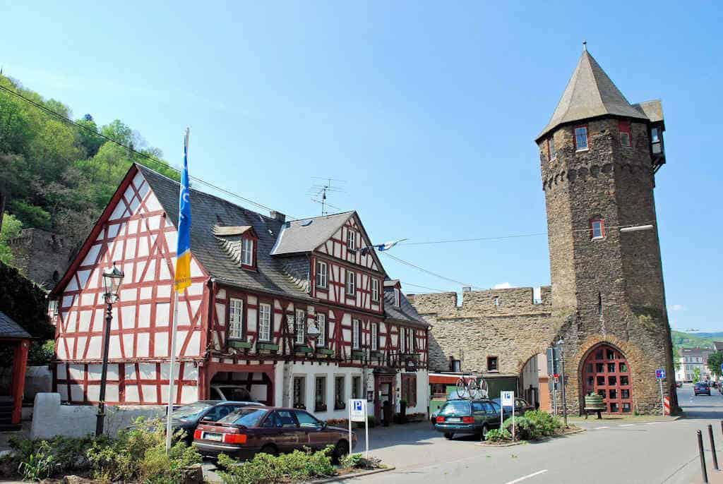 Braubach am Rhein Toren