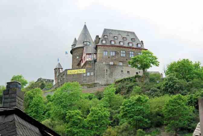 Burcht Stahleck, Bacharach am Rhein