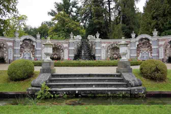 Schelpengalerij, Kasteel Rozendael