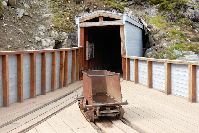Independence Mine, Wasilla, Alaska