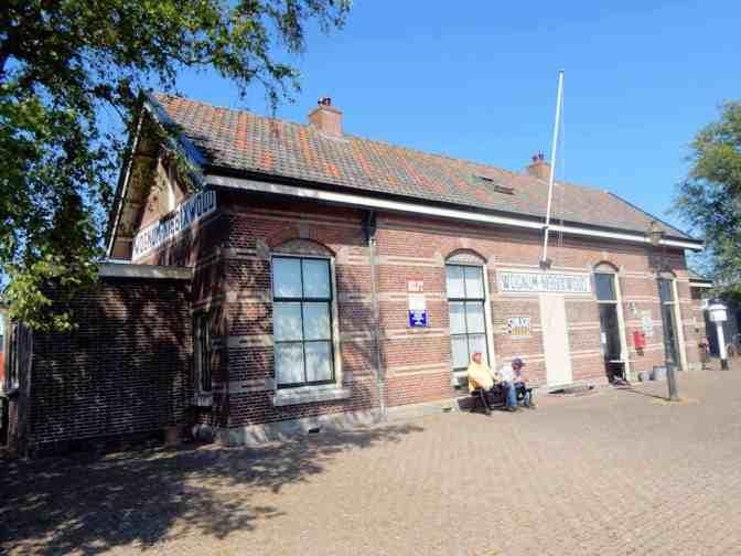 Stoomtramstation Wognum-Nibbixwoud - Hoorn Medemblik