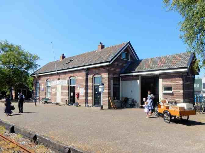 Stoomtram station Wognum-Nibbixwoud