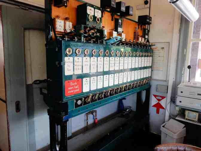 Station Simpelveld Post T