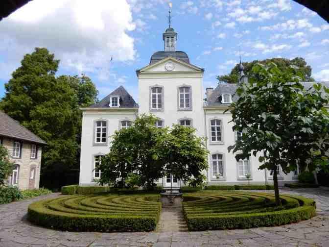 Kasteel Goedenraad in Overeys - Gulpen Wittem