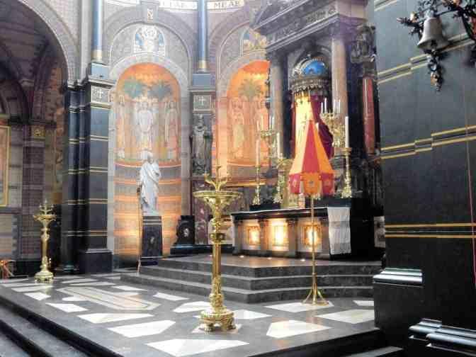 Basiliek van de Heilige Nicolaas, Amsterdam