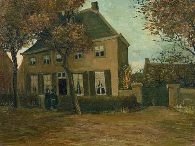 Van Gogh Museum Amsterdam, De pastorie te Nuenen
