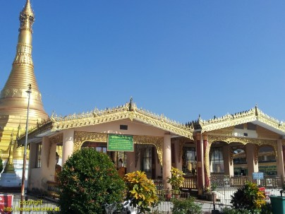 Kandgyi Pagoda