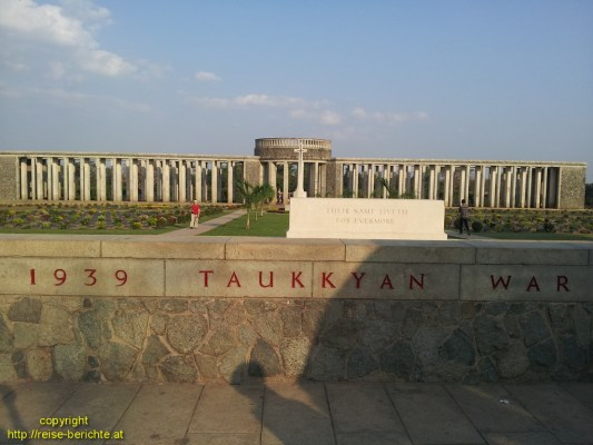 Taukkyan War Cemetry