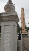 Buddha Statue at Tsunami Honganji Viharaya