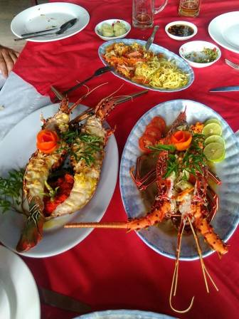 golden sea seafood restaurant ngapali beach
