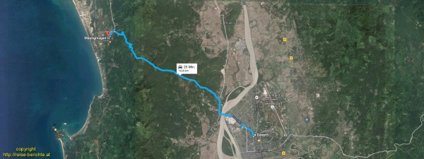 DDPC Bungalow, Dawei, Maungmagan