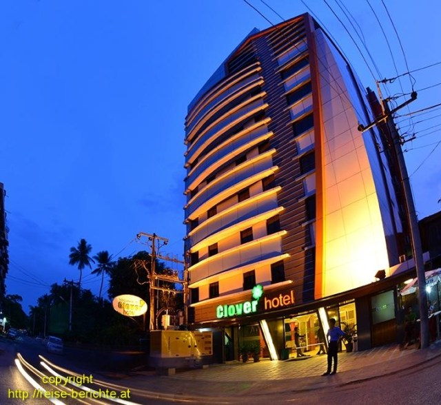 Clover Suites Royal Lake Hotel , Yangon
