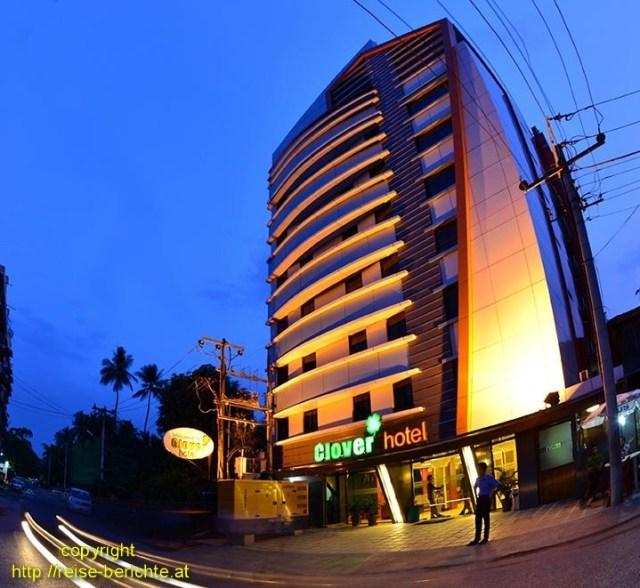 Clover Suites Royal Lake Hotel , Yangon