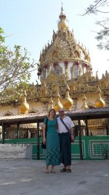 Saywingaba Monestry oder auch Arlein Ngasint Pagoda