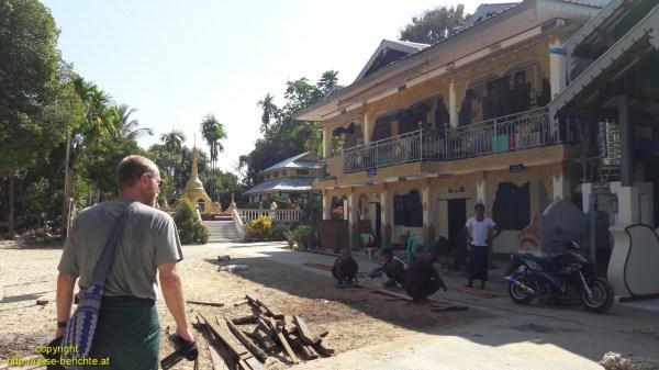 Das Kloster von Gyeiktaw