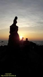 Die Meerjungfrau vom Ngapali Beach