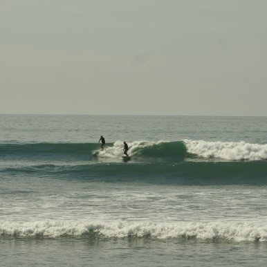 Surfer San Onofre