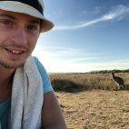 Kangaroo im Wilsons Prom