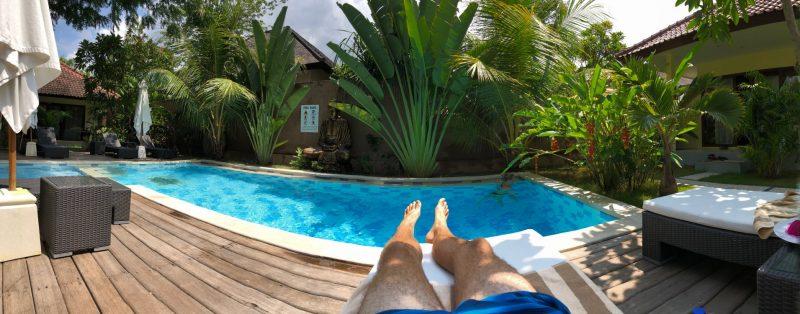Tauchen und Relaxen auf Bali