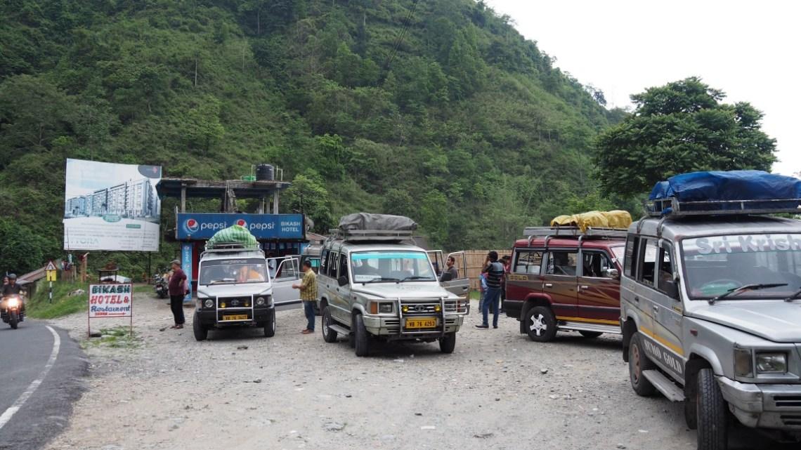 Darjeeling – unterwegs zwischen Nepal und Bhutan