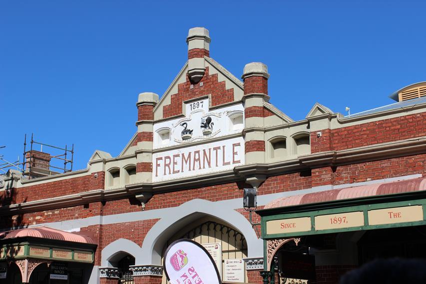 4. Unser Ausflug nach Fremantle in Australien