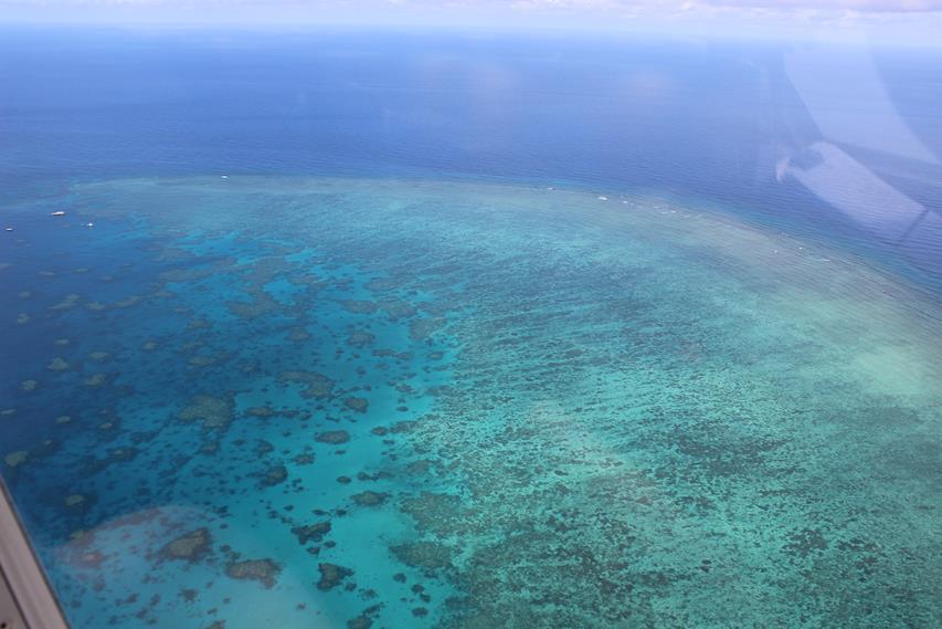 9. Great Barrier Reef - eines der schönsten Riffs der Welt