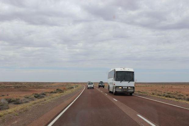 Australische Straße