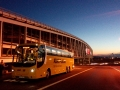 ADAC Postbus Flughafen Stuttgart