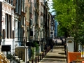 Amsterdam - Häuser
