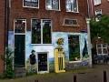 Amsterdam - Hausbemalung