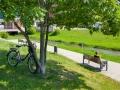 Relaxen im Park