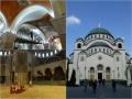 Belgrad - Dom des Heiligen Sava