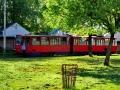 Belgrad - Straßenbahn Wendeschleife