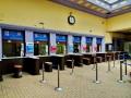 Belgrad - Hauptbahnhof Schalterhalle