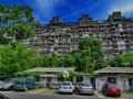Belgrad - Wohnsiedlung in Novo Beograd