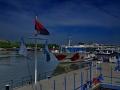 Belgrad - Waterfront Promenandenende