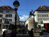 Freiburg - Bertoldsbrunnen