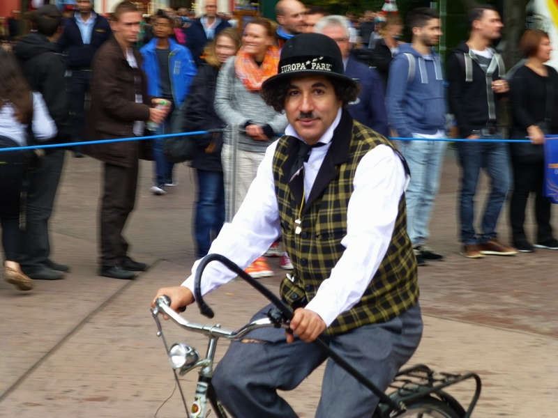 Europa-Park - Charly Chaplin