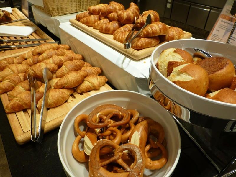 Camino - Frühstück