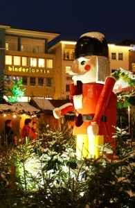 Weihnachtsmarkt Stuttgart - Nussknacker