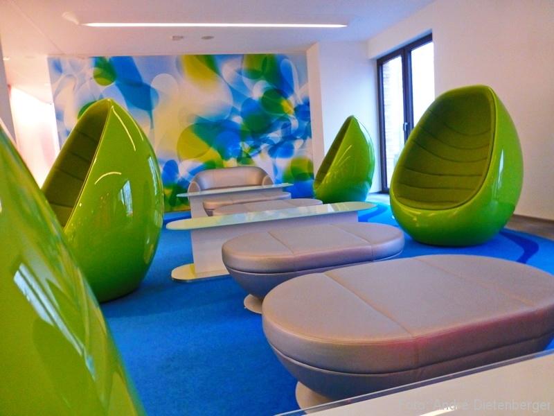Prizeotel Hamburg - Lounge
