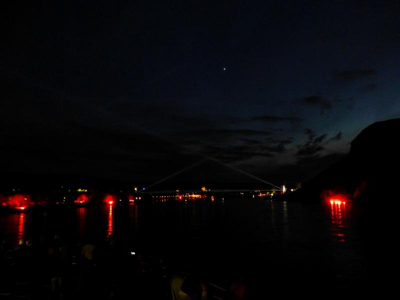 Rhein in Flammen - Die Brücke von Remagen