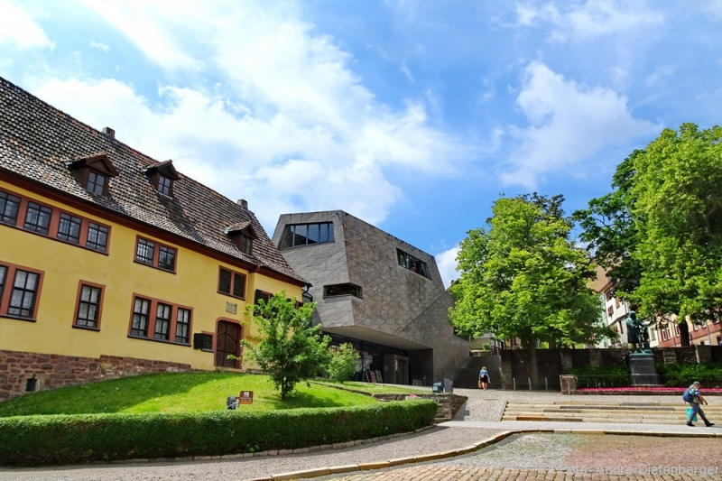 Eisenach - Bachhaus