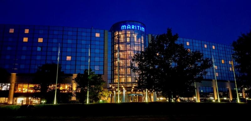 Maritim Airport Hotel Hannover - Bei Nacht
