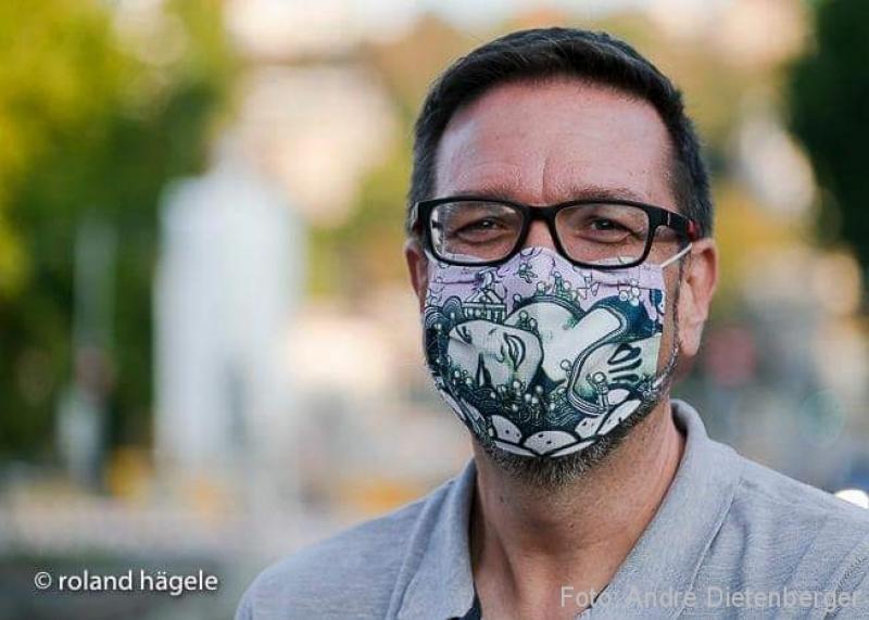 Symbolbild - Maske